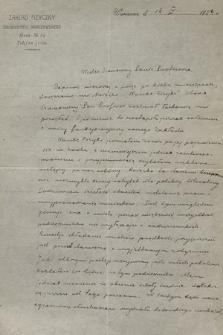 Korespondencja Władysława Natansona z lat 1884-1937. T. 13, Pieniążek – Puzyna