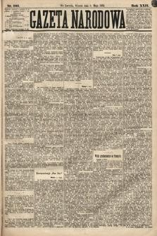 Gazeta Narodowa. 1883, nr103