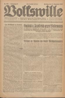Volkswille : Zentralorgan der Deutschen Sozialistischen Arbeitspartei Polens. Jg.12, Nr. 294 (23 December 1927) + dod.