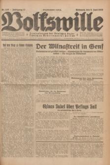 Volkswille : Zentralorgan der Deutschen Sozialistischen Arbeitspartei Polens. Jg.13, Nr. 128 (6 Juni 1928) + dod.
