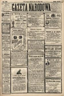 Gazeta Narodowa. 1883, nr113