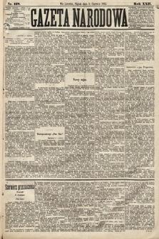 Gazeta Narodowa. 1883, nr128