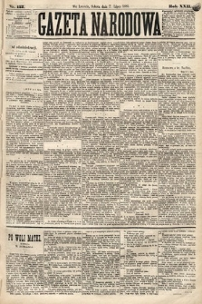 Gazeta Narodowa. 1883, nr152