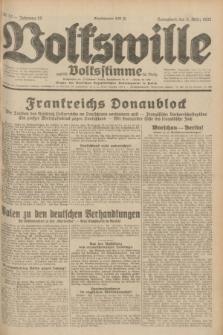 Volkswille : zugleich Volksstimme für Bielitz : Organ der Deutschen Sozialistischen Arbeitspartei in Polen. Jg.18, Nr. 53 (5 März 1932) + dod.