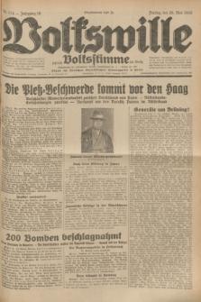 Volkswille : zugleich Volksstimme für Bielitz : Organ der Deutschen Sozialistischen Arbeitspartei in Polen. Jg.18, Nr. 114 (20 Mai 1932) + dod.