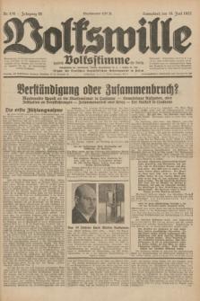 Volkswille : zugleich Volksstimme für Bielitz : Organ der Deutschen Sozialistischen Arbeitspartei in Polen. Jg.18, Nr. 138 (18 Juni 1932) + dod.
