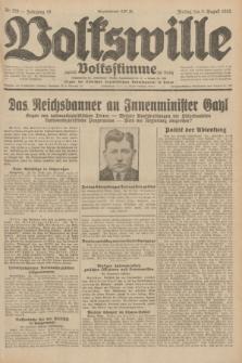 Volkswille : zugleich Volksstimme für Bielitz : Organ der Deutschen Sozialistischen Arbeitspartei in Polen. Jg.18, Nr. 178 (5 August 1932) + dod.