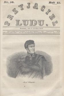 Przyjaciel Ludu. R.15, [T.2], Nr. 50 (9 grudnia 1848)