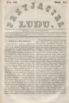Przyjaciel Ludu. R.15, [T.2], Nr. 52 (23 grudnia 1848)