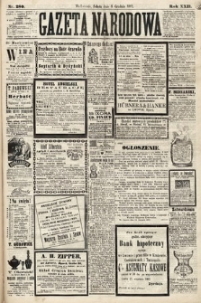 Gazeta Narodowa. 1883, nr280