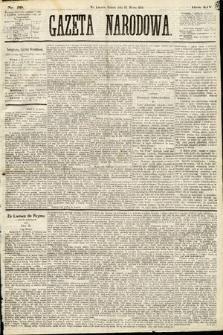 Gazeta Narodowa. 1875, nr59