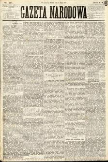 Gazeta Narodowa. 1875, nr101