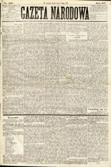 Gazeta Narodowa. 1875, nr102