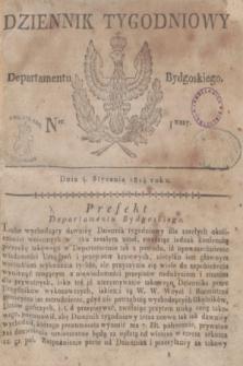 Dziennik Tygodniowy Departamentu Bydgoskiego. 1814, Ner. 1 (4 stycznia)