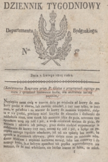 Dziennik Tygodniowy Departamentu Bydgoskiego. 1814, Ner. 5 (1 lutego)