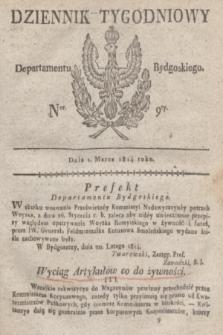 Dziennik Tygodniowy Departamentu Bydgoskiego. 1814, Ner. 9 (1 marca)