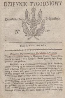 Dziennik Tygodniowy Departamentu Bydgoskiego. 1814, Ner. 12 (22 marca)