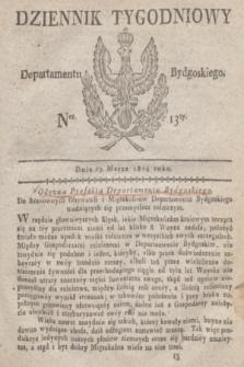 Dziennik Tygodniowy Departamentu Bydgoskiego. 1814, Ner. 13 (29 marca)
