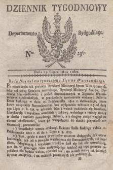 Dziennik Tygodniowy Departamentu Bydgoskiego. 1814, Ner. 29 (19 lipca)