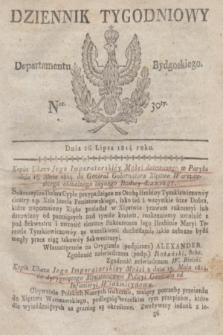Dziennik Tygodniowy Departamentu Bydgoskiego. 1814, Ner. 30 (26 lipca) + dod.