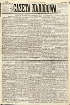 Gazeta Narodowa. 1875, nr125