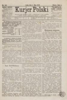 Kurjer Polski. R.1, nr 101 (4 maja 1875)