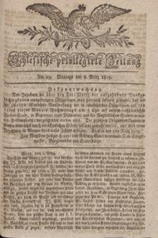 Schlesische privilegirte Zeitung. 1819, No. 29 (8 März) + dod.