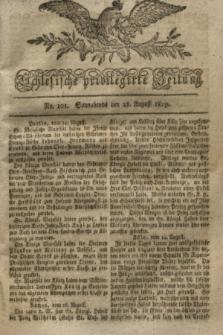 Schlesische privilegirte Zeitung. 1819, No. 101 (28 August) + dod.