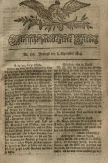 Schlesische privilegirte Zeitung. 1819, No. 105 (6 September) + dod.