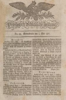 Privilegirte Schlesische Zeitung. 1827, No. 53 (5 Mai) + dod.