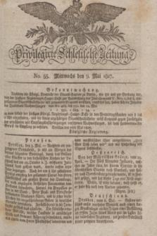 Privilegirte Schlesische Zeitung. 1827, No. 55 (9 Mai) + dod.