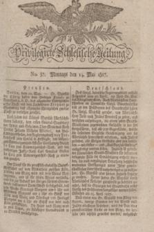 Privilegirte Schlesische Zeitung. 1827, No. 57 (14 Mai) + dod.