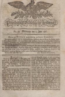 Privilegirte Schlesische Zeitung. 1827, No. 66 (6 Juni) + dod.