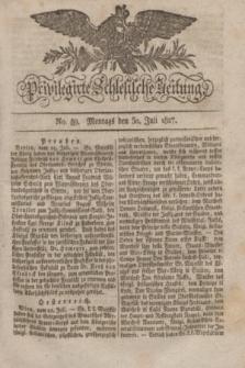 Privilegirte Schlesische Zeitung. 1827, No. 89 (30 Juli) + dod.