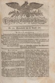 Privilegirte Schlesische Zeitung. 1827, No. 100 (25 August) + dod.