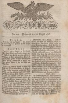 Privilegirte Schlesische Zeitung. 1827, No. 102 (29 August) + dod. + wkładka