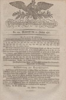 Privilegirte Schlesische Zeitung. 1827, No. 120 (10 Oktober) + dod.