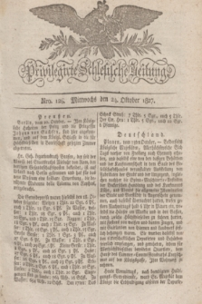 Privilegirte Schlesische Zeitung. 1827, Nro. 126 (24 Oktober) + dod.
