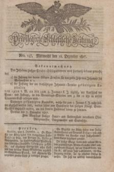 Privilegirte Schlesische Zeitung. 1827, Nro. 147 (12 Dezember) + dod. + wkładka