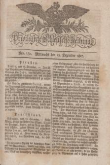 Privilegirte Schlesische Zeitung. 1827, Nro. 150 (19 Dezember) + dod.