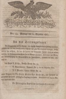 Privilegirte Schlesische Zeitung. 1827, Nro. 152 (24 Dezember) + dod.