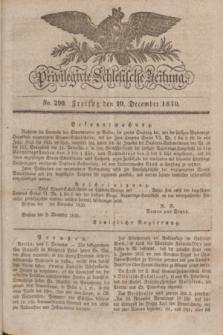Privilegirte Schlesische Zeitung. 1830, No. 290 (10 December) + dod.