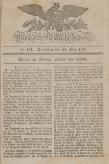 Privilegirte Schlesische Zeitung. 1832, No. 114 (15 Mai) + dod.