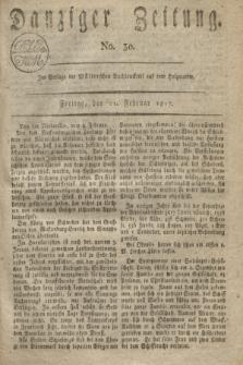 Danziger Zeitung. 1817, No. 30 (21 Februar)