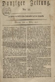 Danziger Zeitung. 1817, No. 35 (3 März)