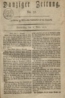 Danziger Zeitung. 1817, No. 37 (6 März)