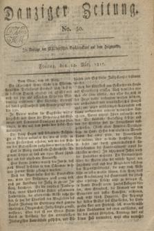 Danziger Zeitung. 1817, No. 50 (28 März)