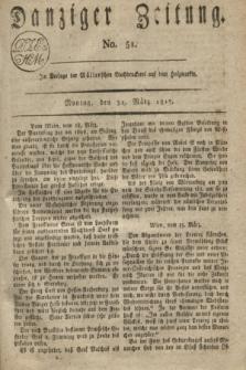 Danziger Zeitung. 1817, No. 51 (31 März)