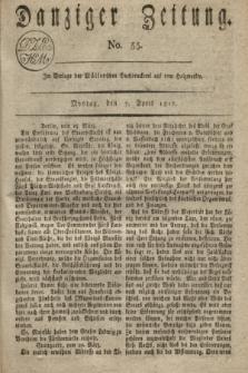 Danziger Zeitung. 1817, No. 55 (7 April)