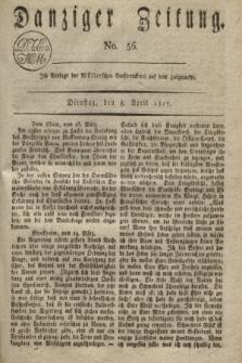 Danziger Zeitung. 1817, No. 56 (8 April)